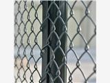 小区篮球场围网 不锈钢篮球场勾花围网 篮球场铝合金框架围网 篮球场户外围网安装