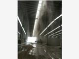 搅拌站喷淋系统除尘抑尘全覆盖