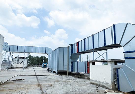 油烟净化设备-工业油烟废气处理设备批发-威隆环保设备