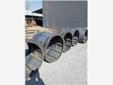 预制检查井模具-圆形井模具-繁盛模具