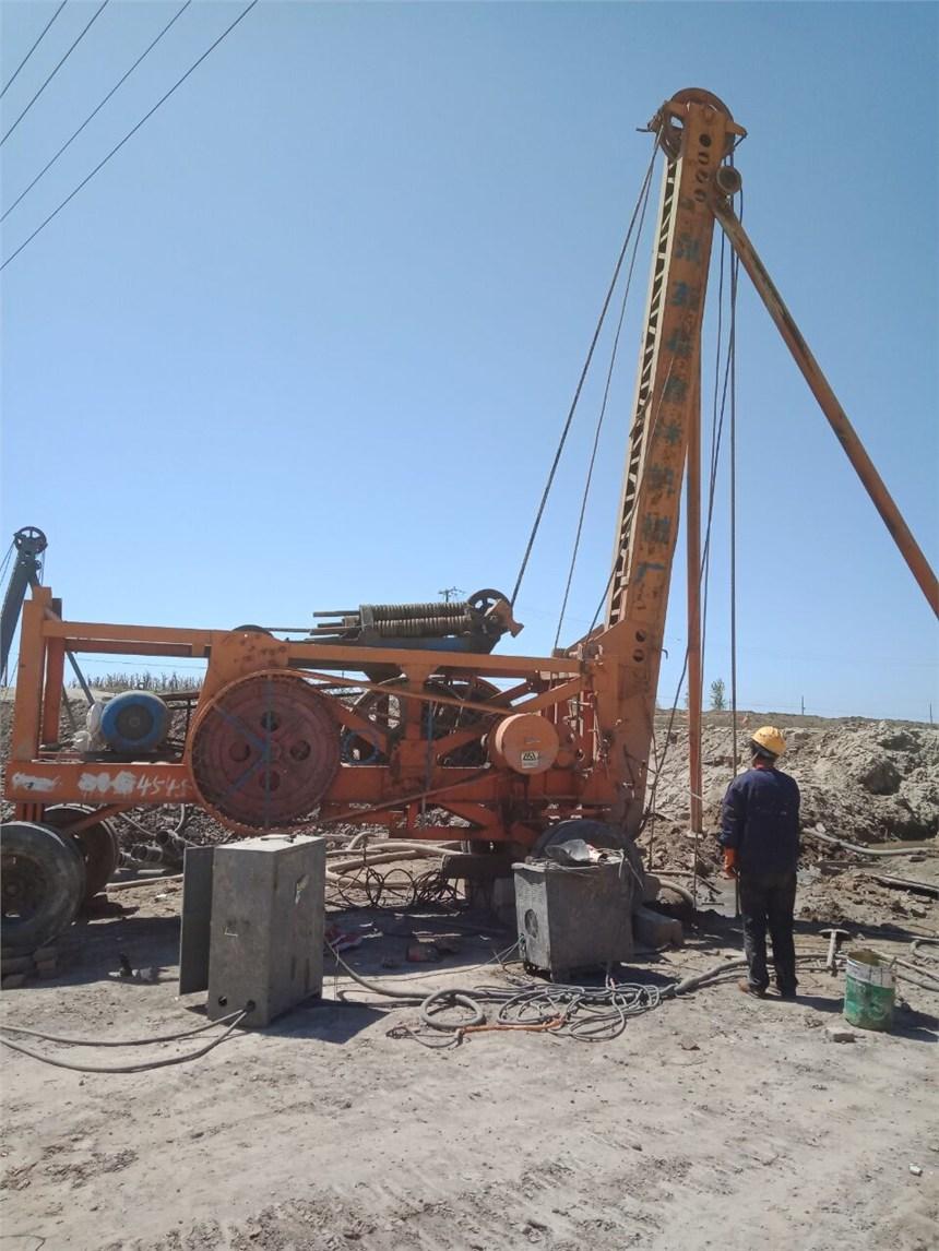 保定桥桩塌孔施工,钻孔桩塌孔处理,事故桩处理施工