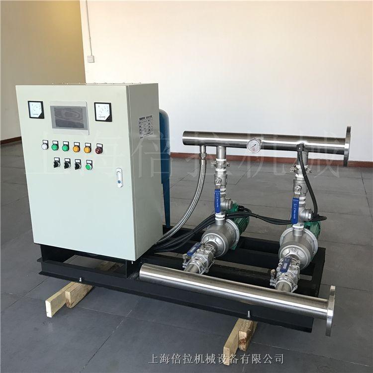 威乐水泵MHI202不锈钢卧式清水离心泵370W家用自来水增压泵