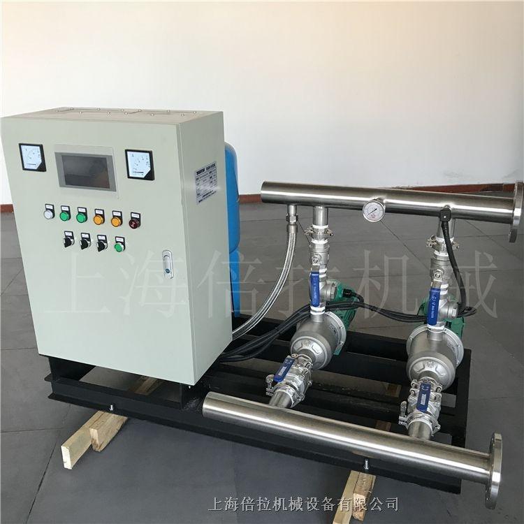 自动供水设备威乐MHI406卧式不锈钢供水设备