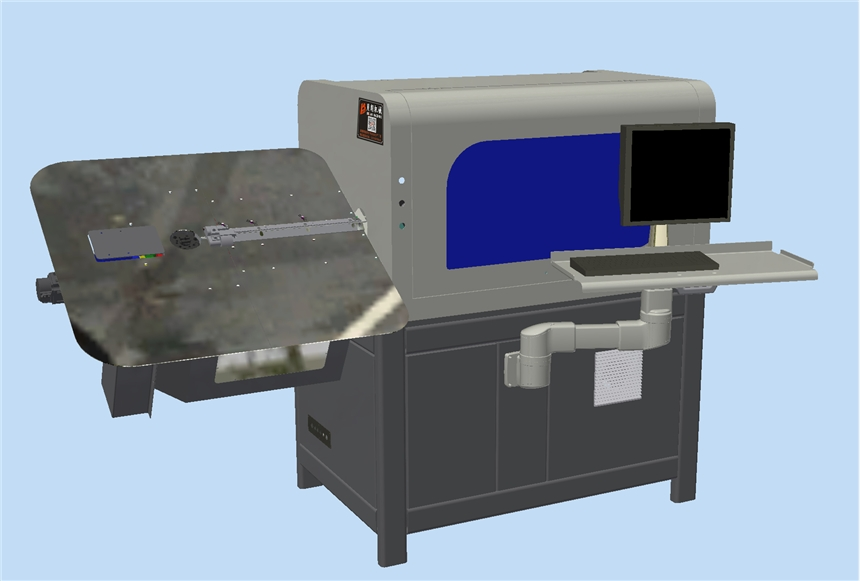 贝朗自动化2D倒角折弯一体机提高生产效率好帮手