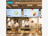 肯德基LED广告显示屏|饭堂菜单显示屏|麦当劳电子餐牌