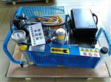 供 盖玛特MCH6/ET便携式空气充填泵