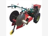 开沟培土起垄一次成型机 手扶带草莓开沟开槽机