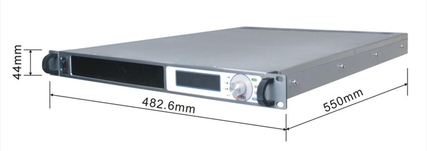 小三相:3kW中频通用电源