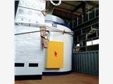 长兴永成YC-RJ新款电阻加热无污染有机玻璃裂解炉 环保小型亚克力裂解设备