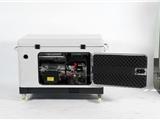 油冷5000瓦静音发电机多少钱一台