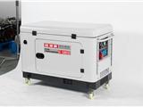 风冷12kw静音柴油发电机使用方法