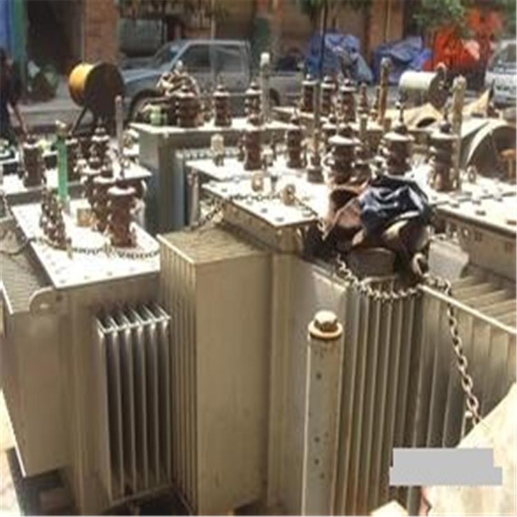 施耐德变压器回收 广州从化干式变压器回收厂家 大鑫回收