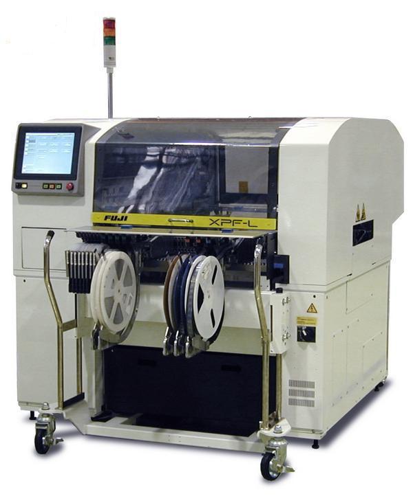 富士贴片机 FUJI XPF-L贴片机 多功能贴片机出租