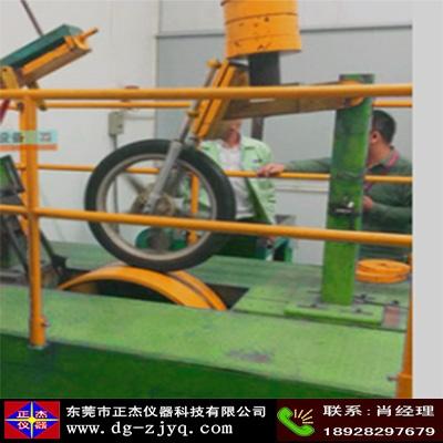 二手车轮寿命测试机 电动自行车轮胎耐久试验机维修