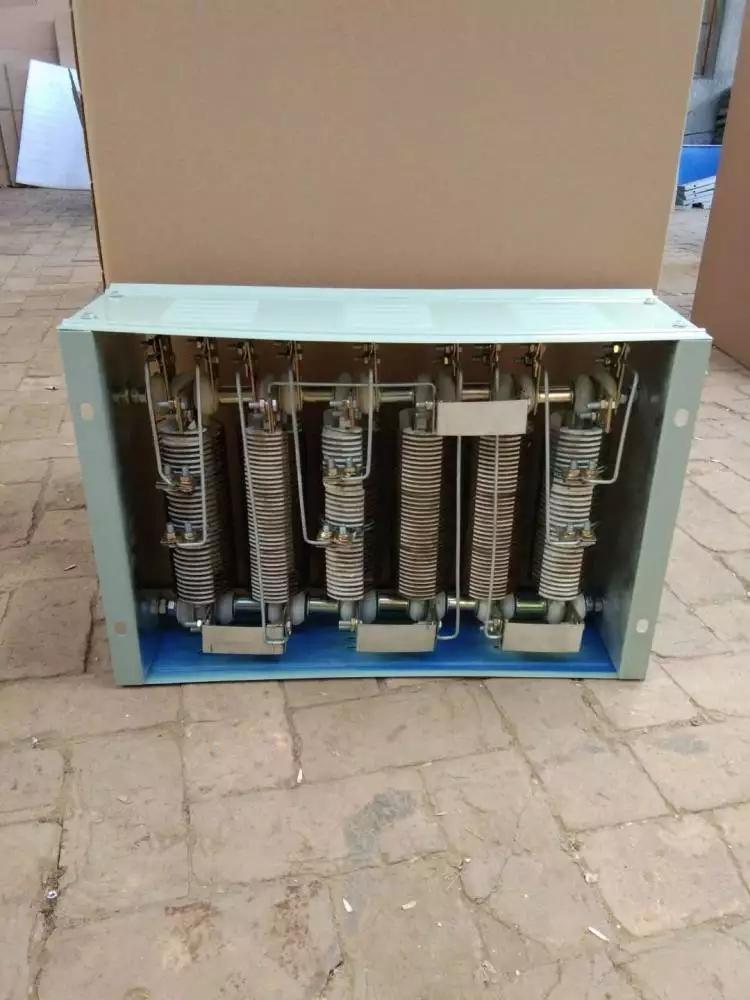 施工升降机制动电阻箱48KW18欧姆