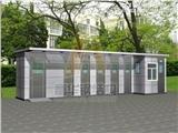 石家庄旅游区卫生间制造中档型环保厕所