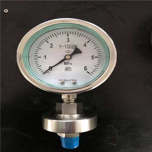 YN-150ZT耐震压力表价格