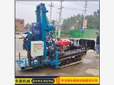 河南华豫供应 3寸履带式正循环打井机 液压驱顶式钻机  水井钻机