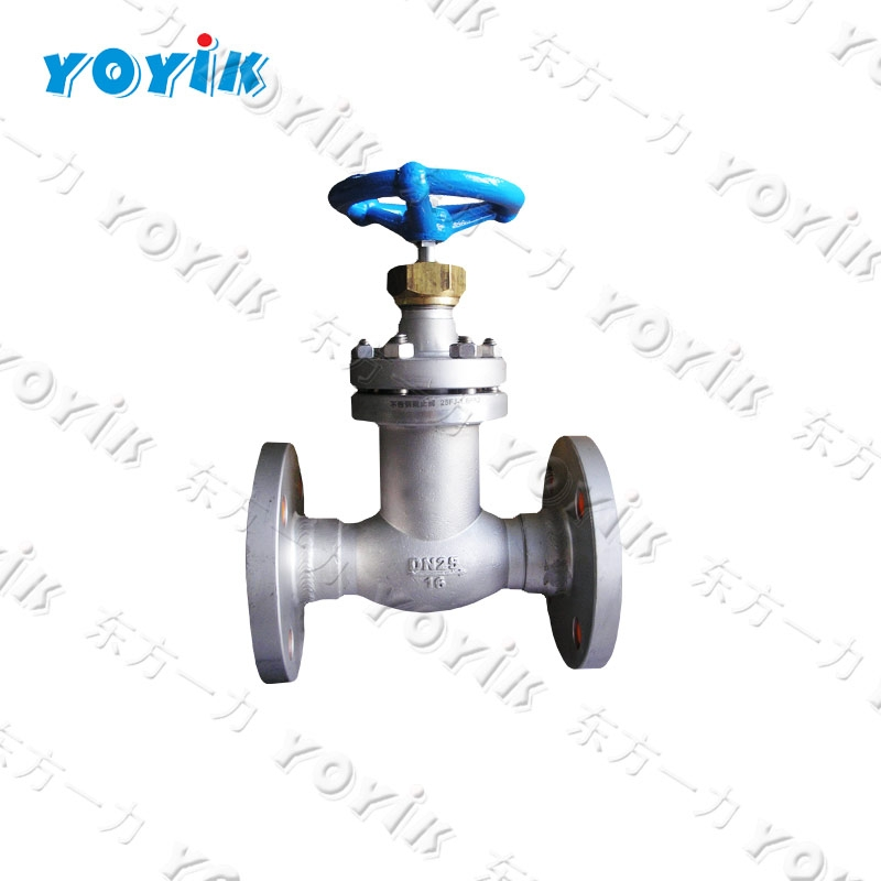 stainless steel globe throttle check valve (welded) LJC50-1.6P pictures & photos