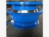 E型球形补偿器的安装过程