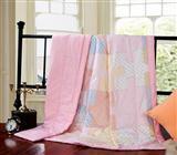 可水洗空调被生产供应 全棉超薄夏凉被特价 超柔超舒服床品团购