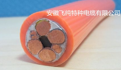 供应潜油引接电缆 QYJYFQ 3*13.2 安徽飞纯牌