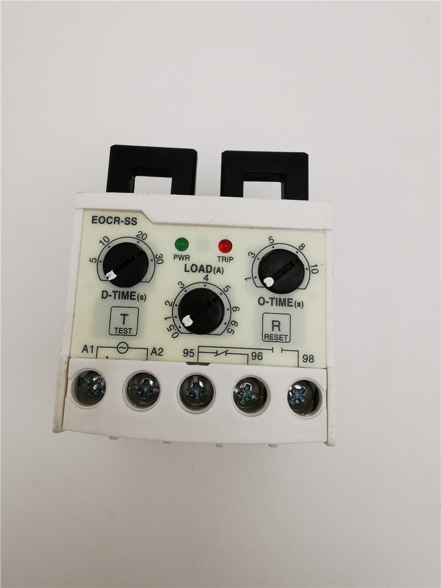 飞纳得EOCR-SS 电动机保护器 电机缺相保护器 电机断相保护器常用功能