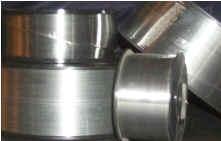 广东1Cr17Mn6Ni5N钢带 1/2H 3/4H EH半硬料卷料 冷轧不锈钢带材