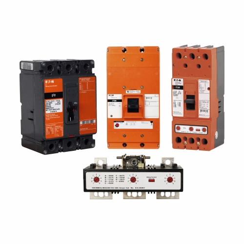 E2FM100KM Eaton E2 mining complete molded case circuit breaker, F-frame
