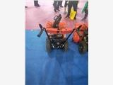 手扶汽油扫雪车厂家 6.5马力手推扫雪机 可抛2米高抛雪机视频 厂批发