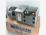德国BECKER一吸一吹80立方真空泵 胶印机泵折页机泵功率强