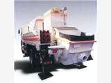 HBC系列车载式混凝土输送泵