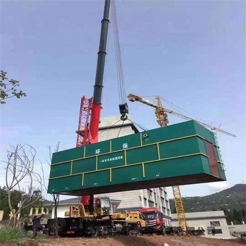 河北沧州市农村污水处理设备国敖价格