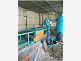 牡丹江彩钢夹心A级防火硅岩板设备技术指导