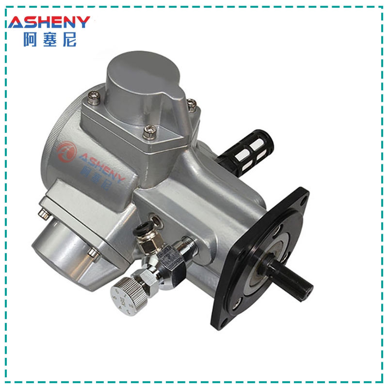 High Power AMN030 Piston Air Motor Wuxi ASHENY