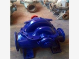 小伊电动双吸泵流量750方双吸抽水机拆卸方法知识