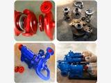 大洛浓浆杂质泵+50ZJW65-22压滤机入料泵