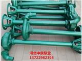三穗NWL立式污水泵制造原理带绞刀立式污水泵