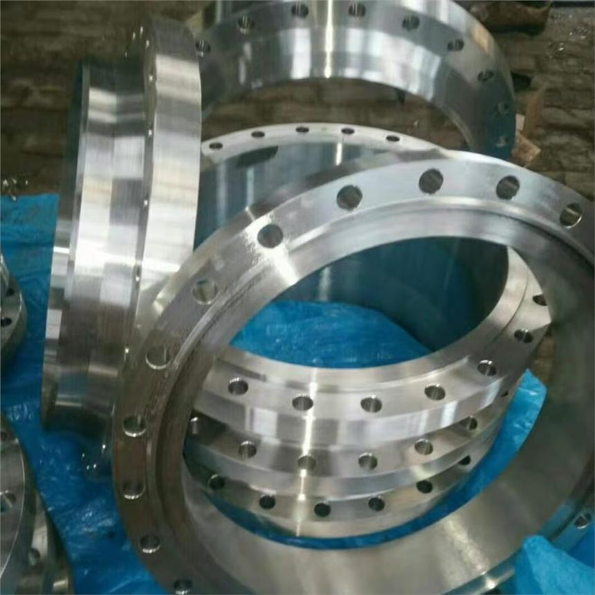 河南洛阳市不锈钢法兰321异形件厂家直销
