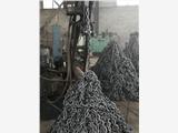高强度起重链条/船用锚链/耐磨耐高温不易断裂锰钢链条