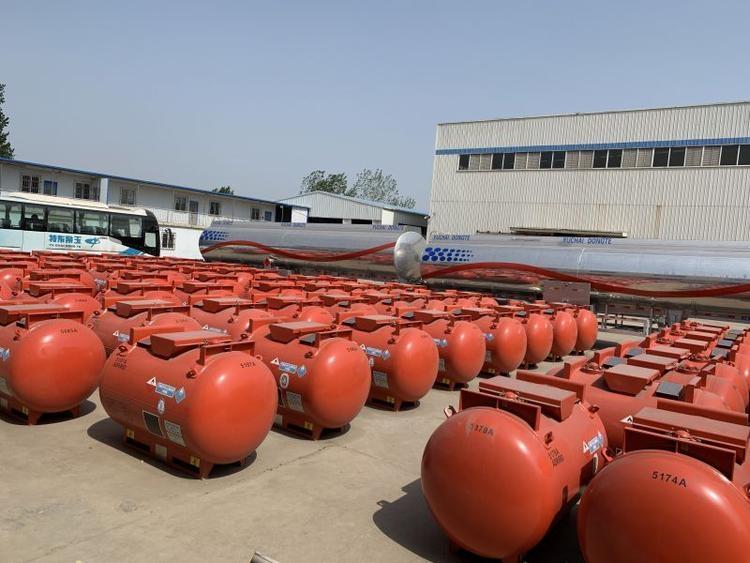 河南安阳市UN3394 3399罐箱罐柜生产厂家功能船级社CCS/BV/ASME认证
