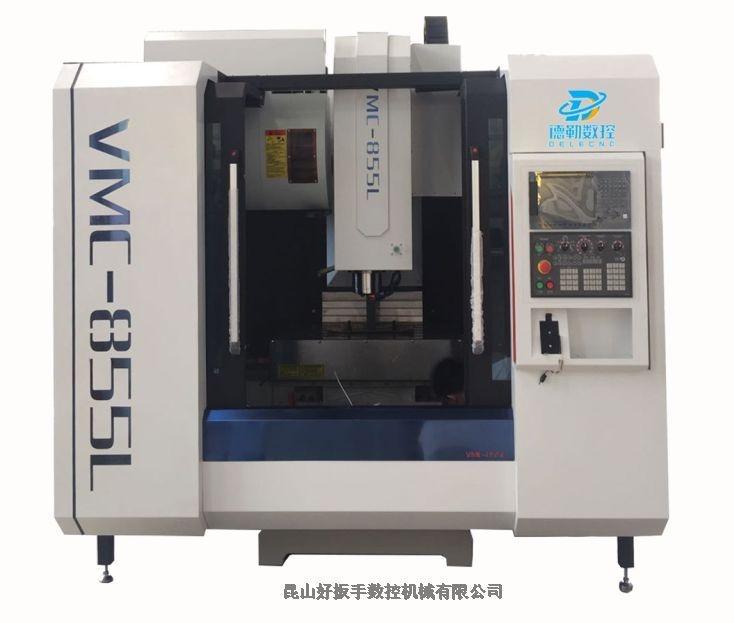 德勒数控 VMC-640 高性能立式加工中心