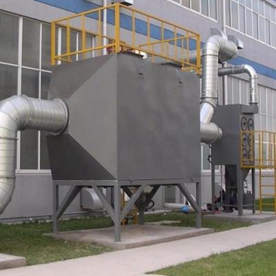 活性炭废气吸附塔,工业活性炭吸附塔日常维护,北京华康中天环保