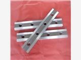 剪板機刀片廠家 現貨供應電動508*80*25材質9crsi機械剪板機刀片