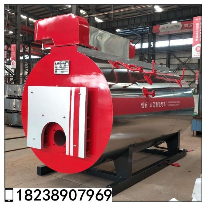 河南永兴锅炉集团常压热水锅炉洗浴生活热水低氮环保