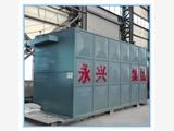 河南永兴锅炉集团生产定做YLW200万大卡生物质导热油炉