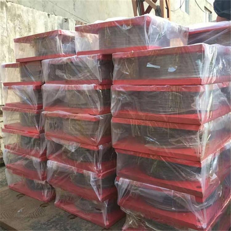湖南龙山县桥梁板式橡胶支座_板式橡胶支座施工方便