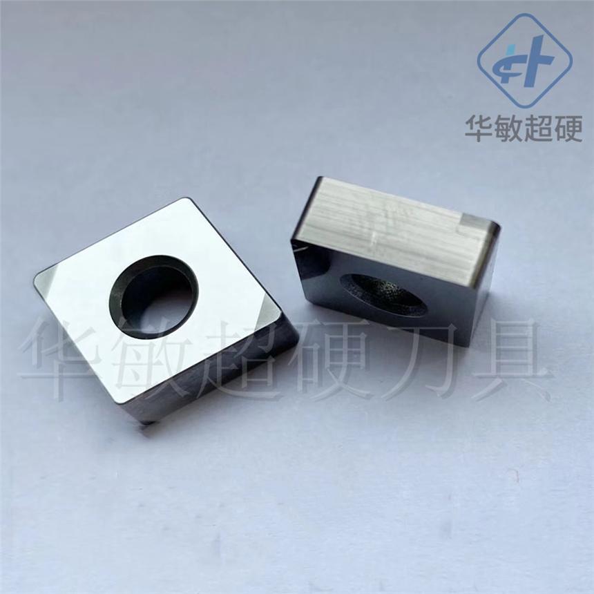 断续加工硬度HRC48-68淬火钢热处理钢件的数控刀具