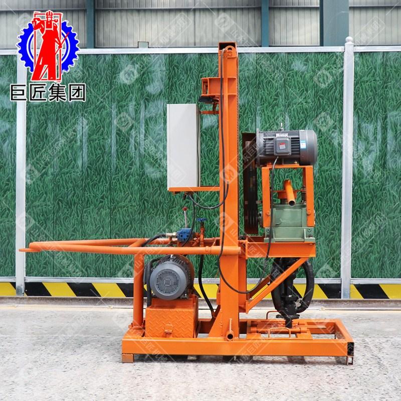 山东巨匠供应热销SJDY-3B型三相电液压打井机制作精良