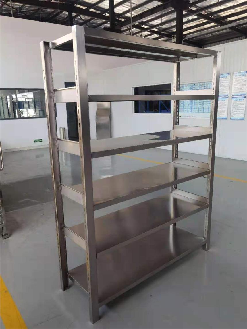天津不锈钢可拆卸货架 可调节货架 生产定做厂家-华奥西